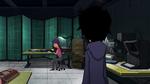 Hiro talks with Trina