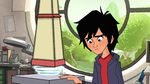 Hiro disappointed