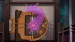Globby locks vault
