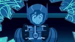 Hiro with disruptor