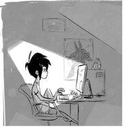 Hiro computer