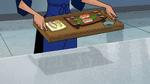 Momakase's sushi