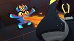 Fred flames Mega Yama