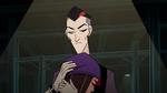 Obake hugs Trina