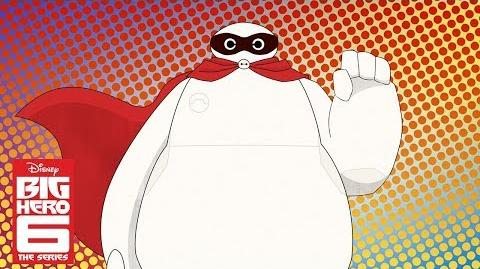 Baymax and Fred (Short) Big Hero 6 The Series Disney Channel