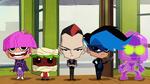 Chibi villains
