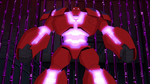 Baymax Overdrive Mode