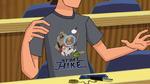 Space Hike shirt