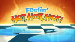 FeelinHotHotHotTitleCard