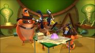 PenguinsArguing