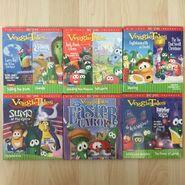 Veggietales assorted vcds 1442292679 620d7d55