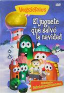 El Juguete Que Salvo la Navidad redub DVD cover