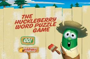 TheHuckleberryWordPuzzleGame
