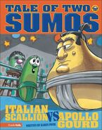 VeggieTales Tale of Two Sumos Book
