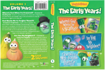 The Early Years cover