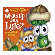 What's Up with Lyle A Story About Kindness VeggieTales Board Book