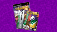 LarryBoy and the Bad Apple Videogame Prototype Cover