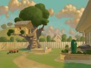 Samson Backyard