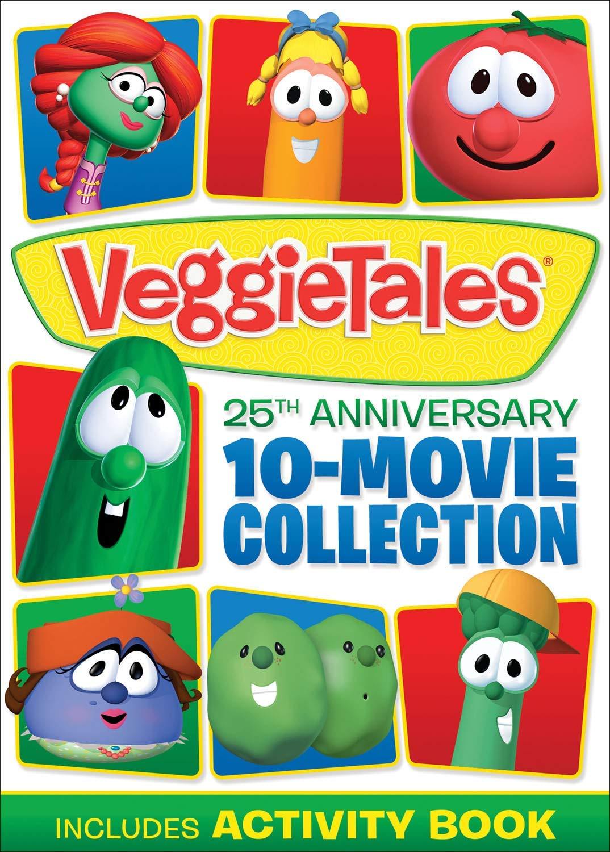 25th Anniversary 10 Movie Collection Big Idea Wiki