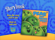 Peas and Thank You storybook