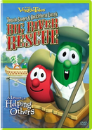 Big River Rescue prototype cover