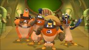 PenguinsCheering