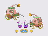 Sweetpea Carriage