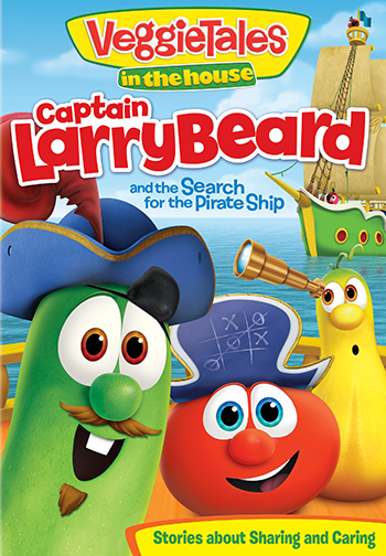 Captain Larrybeard And The Search For The Pirate Ship Big Idea