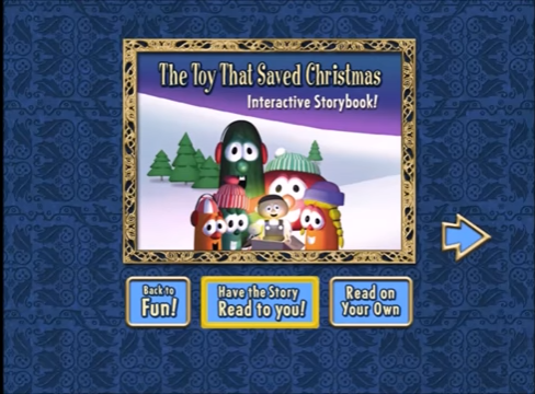 filethe toy that saved christmas storybookpng - The Toy That Saved Christmas