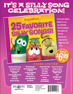 25 Favorite Silly Songs ad