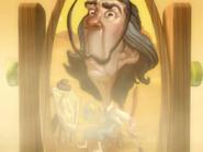 Salvador dali mirror