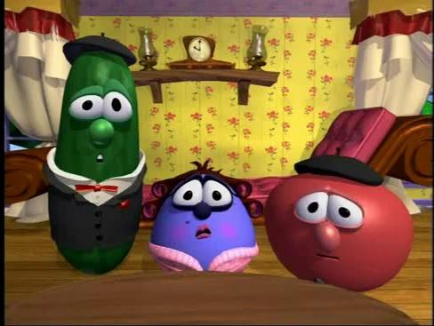 VeggieTales - Madam Blueberry