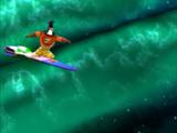 Space Surfin' Superstar!