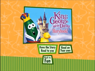 King George storybook