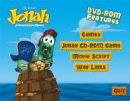 Jonah DVD Rom Menu