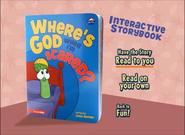 Where's God storybook