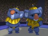 Minions and Henchmen