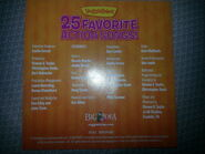 Here's the album credits for VeggieTales 25 Favorite Action Songs!
