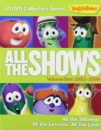 All the Shows Vol. 1 cover