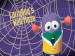 LarryBoy's Web Maze