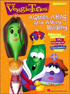 A Queen A King and a Very Blueberry Songbook
