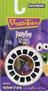 ViewMaster Veggietales Larry Boy and the Rumor Weed 3Reels 21 3D images