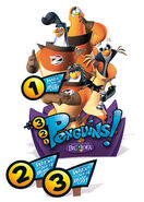 Display-Penguins-Standee