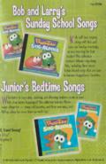 Veggietales sing alongs prototype covers