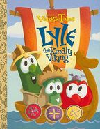 VeggieTales Lyle the Kindly Viking Little Golden Book