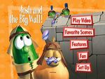 Josh & the Big Wall! Main Menu