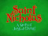 Saint Nicholas: A Story of Joyful Giving