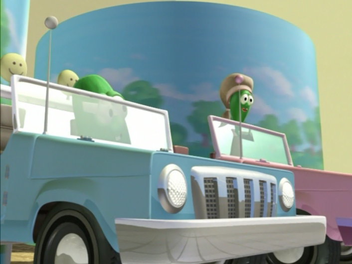 VeggieTales - The SUV Song Lyrics | MetroLyrics
