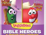 Bible Heroes - 4-Movie Collection (Purple)