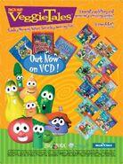 Veggie Tales VCD